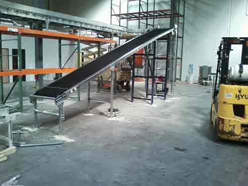 Powered Roller Conveyor/Skatewheel Gravity Conveyor Systems