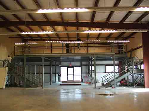 Structural Mezzanine Systems