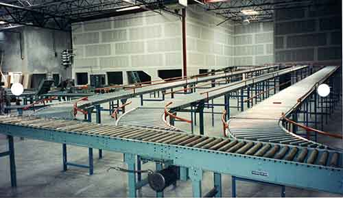 Powered Conveyor Systems