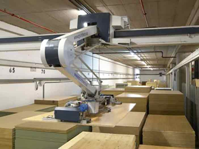 warehouse robotic systems