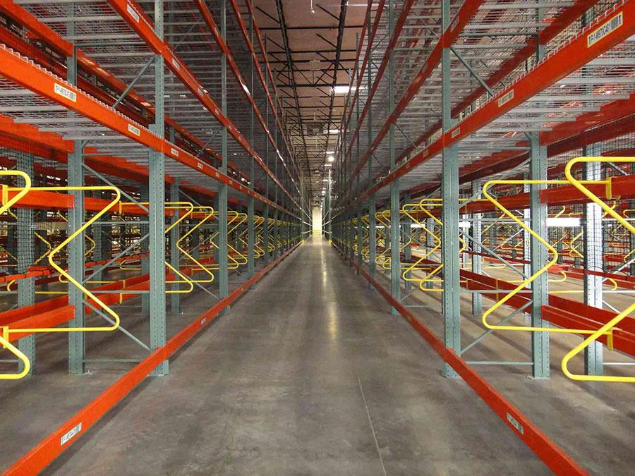 Non-Ferrous Materials Storage System