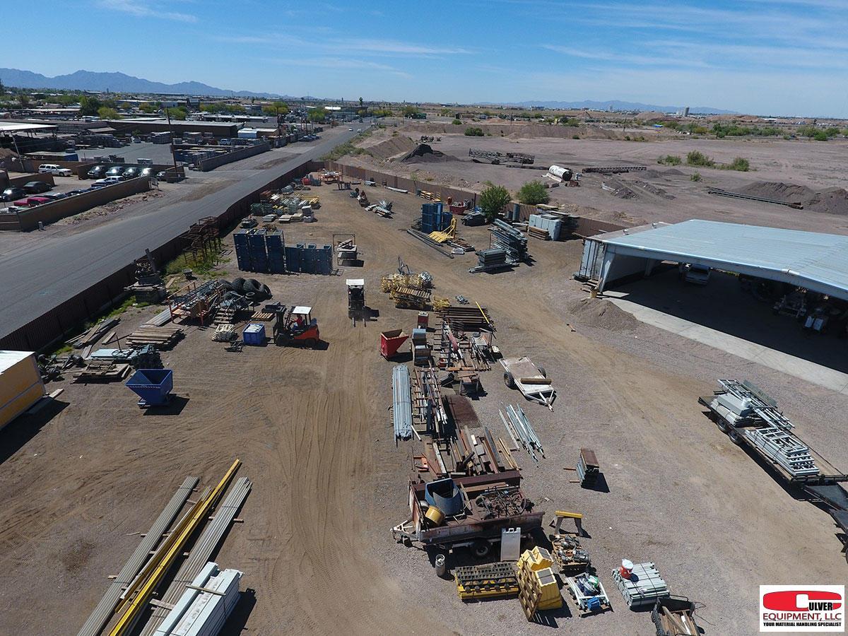 Culver Equipment, LLC inventory