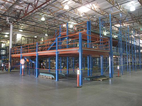 Warehouse Mezzanine Systems