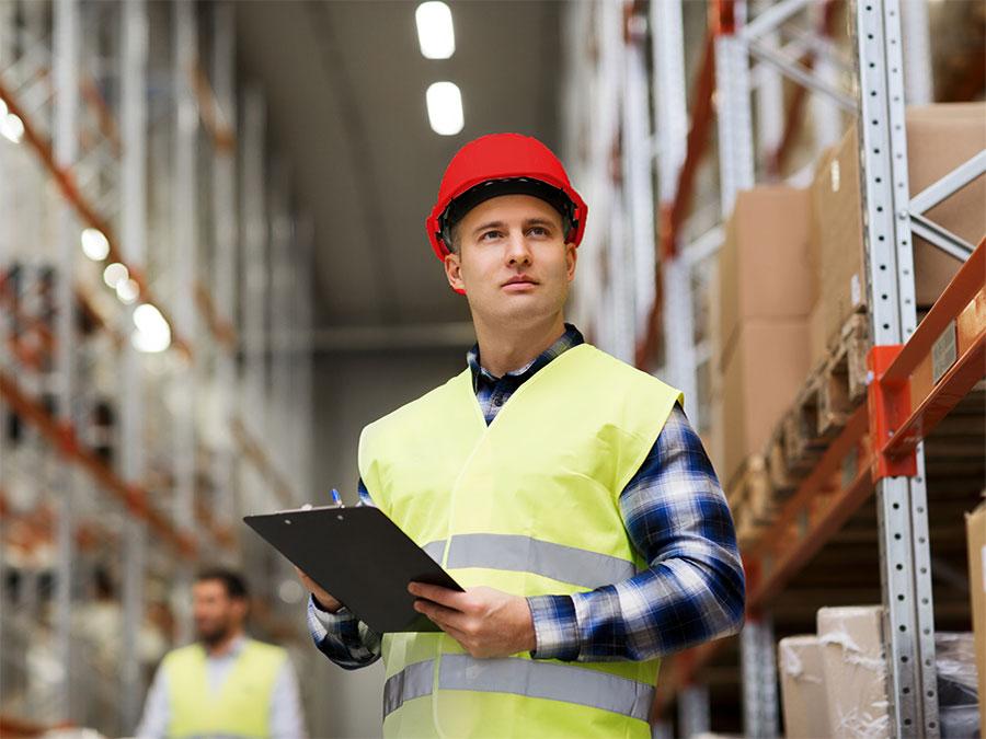Culver Equipment, LLC warehouse industry training