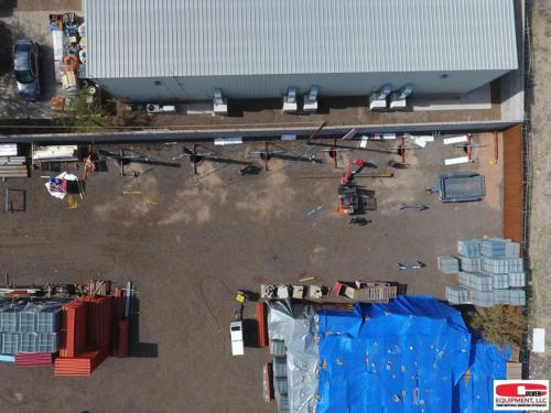 Culver Equipment, LLC arial view