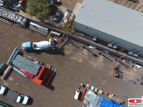 Culver Equipment, LLC view of work