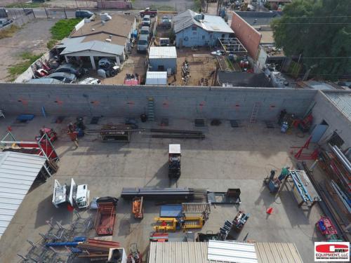 Culver Equipment, LLC side view